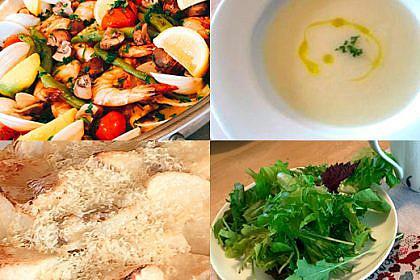 簡単イタリアンで野菜がもっと好きになる