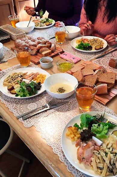 食卓が変わるアサクラオイル講習会