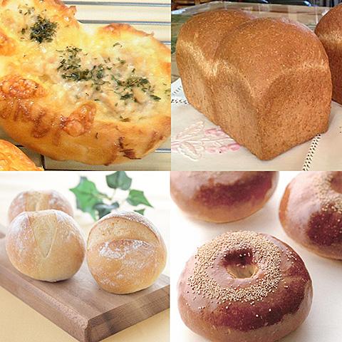 【初心者向け】5/14日・25日:初心者のためのパン作り体験教室