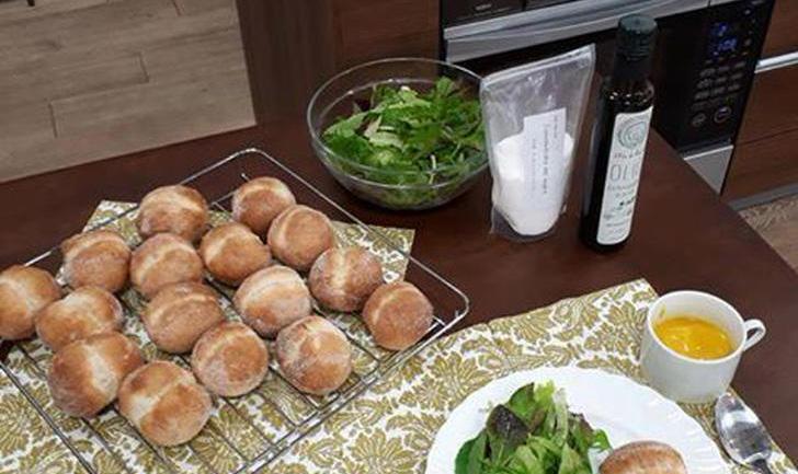 ノーリツ東京ショールームはじめてのパン教室