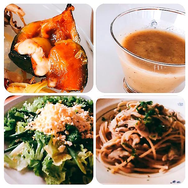 【残席僅か】10/19日:簡単おうちイタリアン/季節のお野菜を使ってイタリア料理