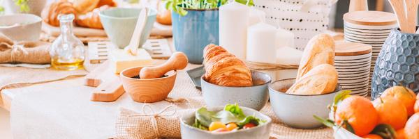 自然派のパン作り体験